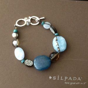 Silpada B2240 Watercolors Bracelet